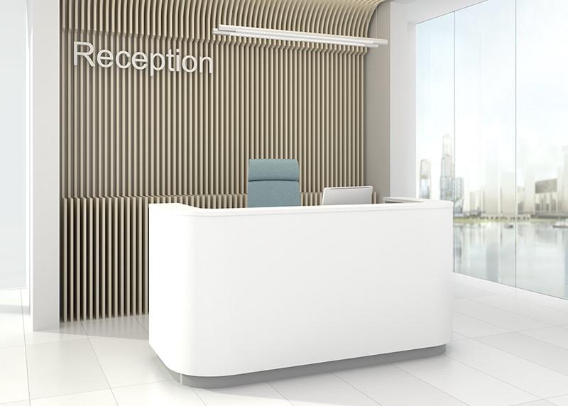 office reception desk