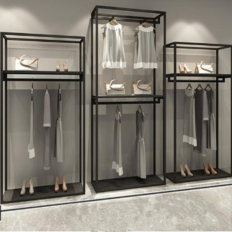 clothing shopfitting