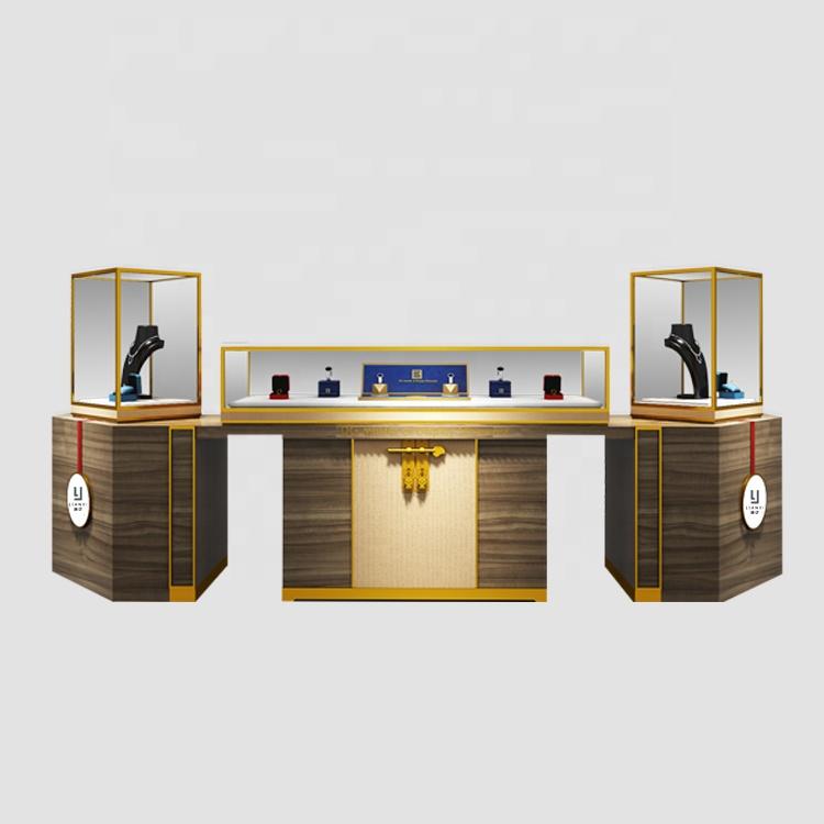 jewelry retail kiosk