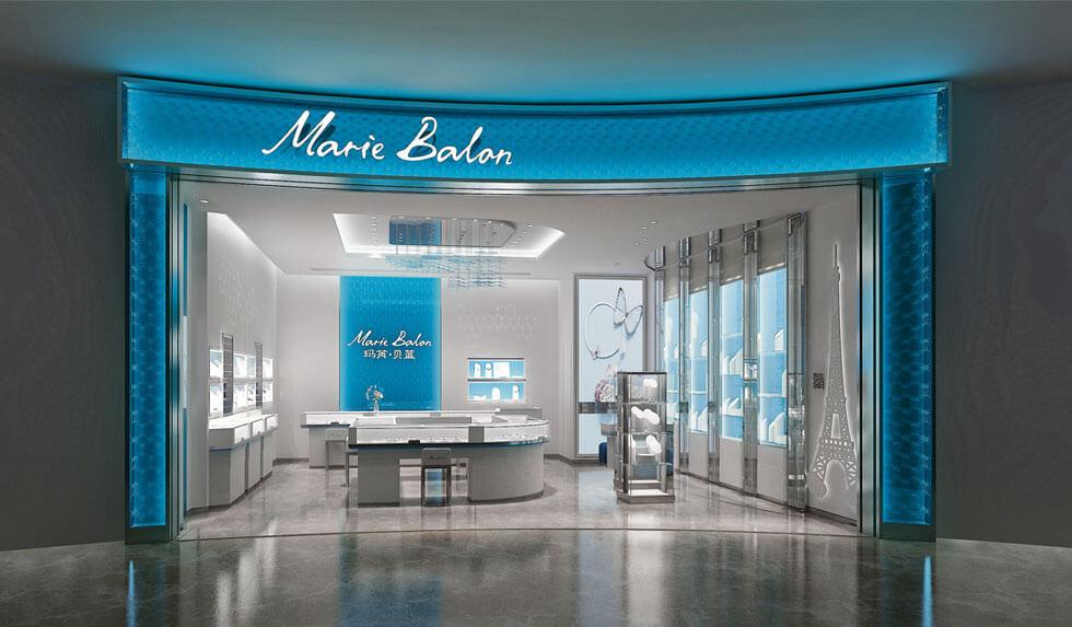 Jewelry Retail Store Fixtures Design