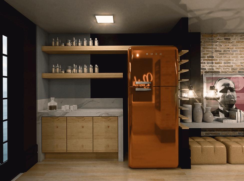 salon shop design