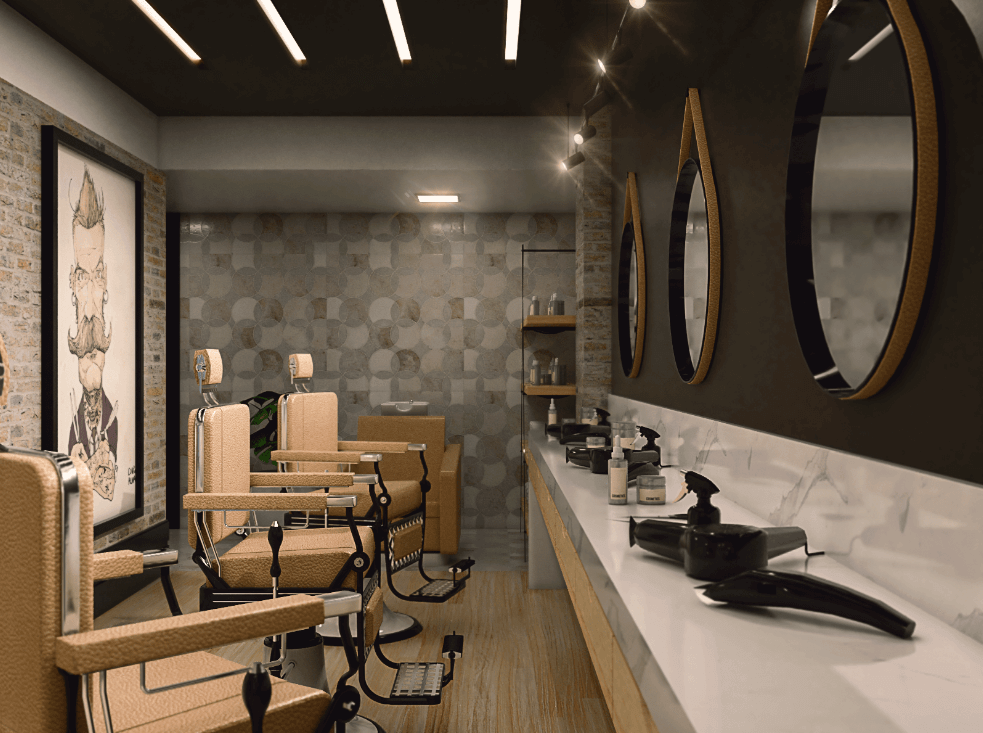 Hair Salon Design: How to Build A Attractive Salon Shop?