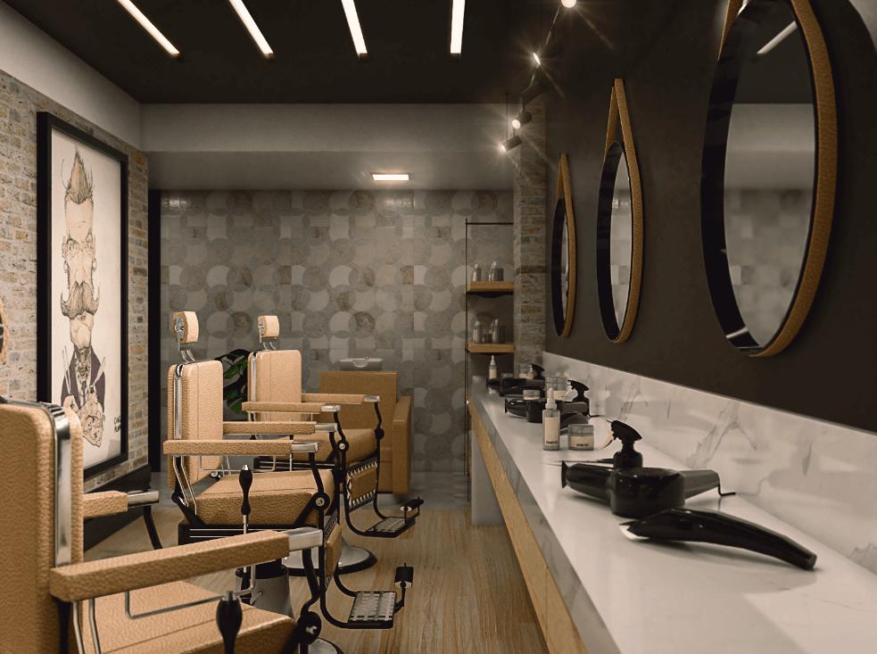 Hair Salon Design: How to Build A Attractive Salon Shop?