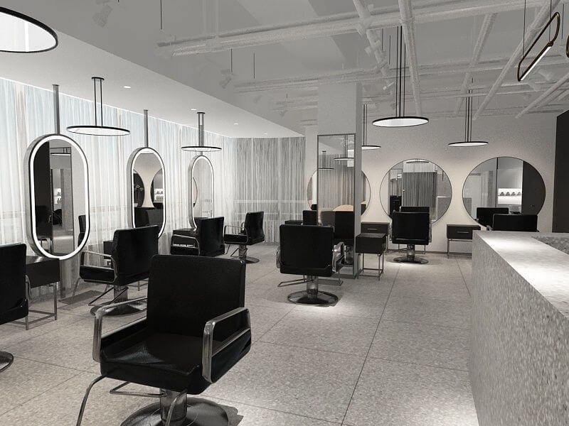 How to open a successful hair salon store?