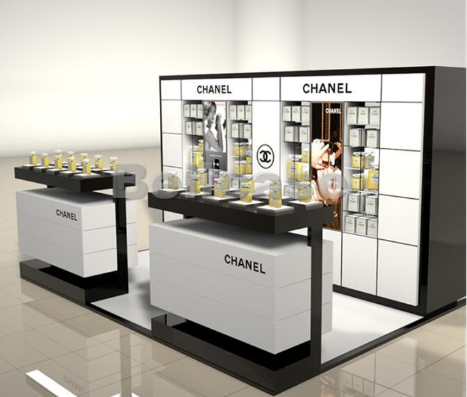 perfume shop display