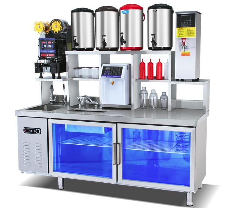bubble tea shop equipment