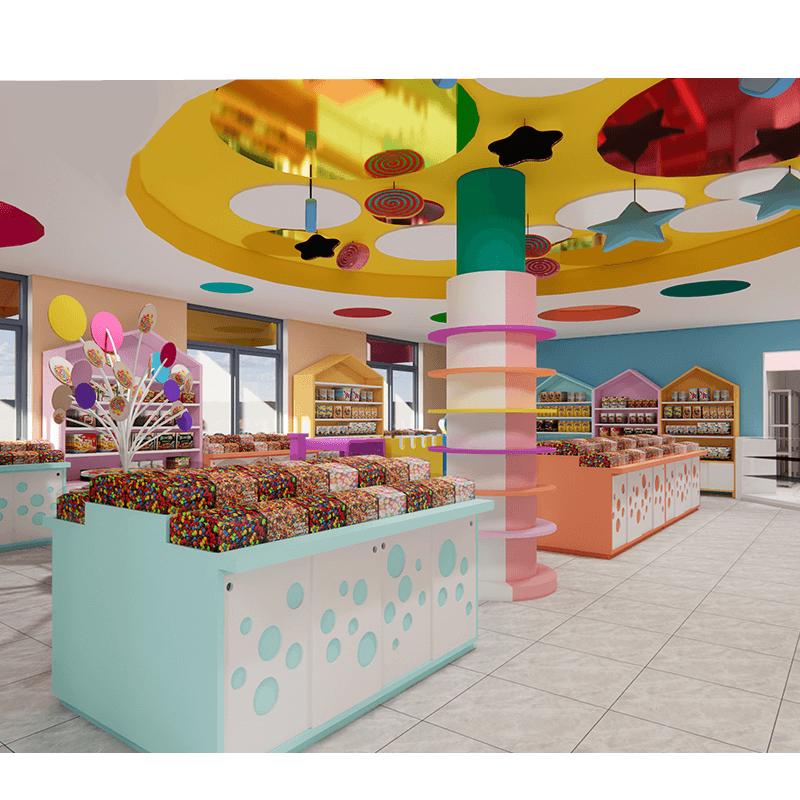 candy shop design