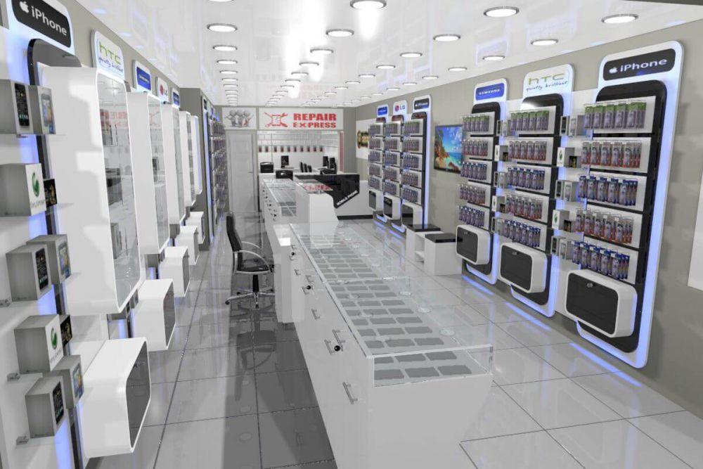 phone cases store  design
