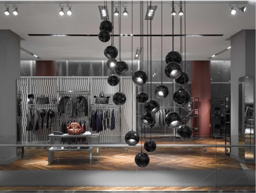 garment shop display