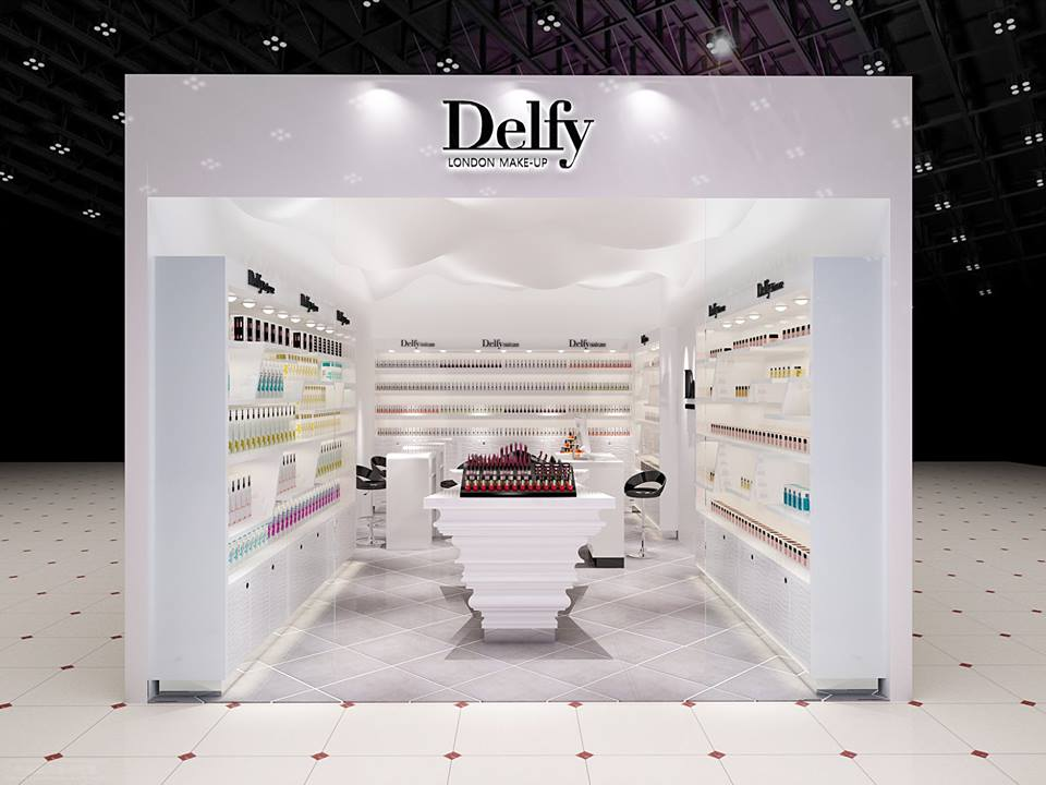 cosmetic store furniture