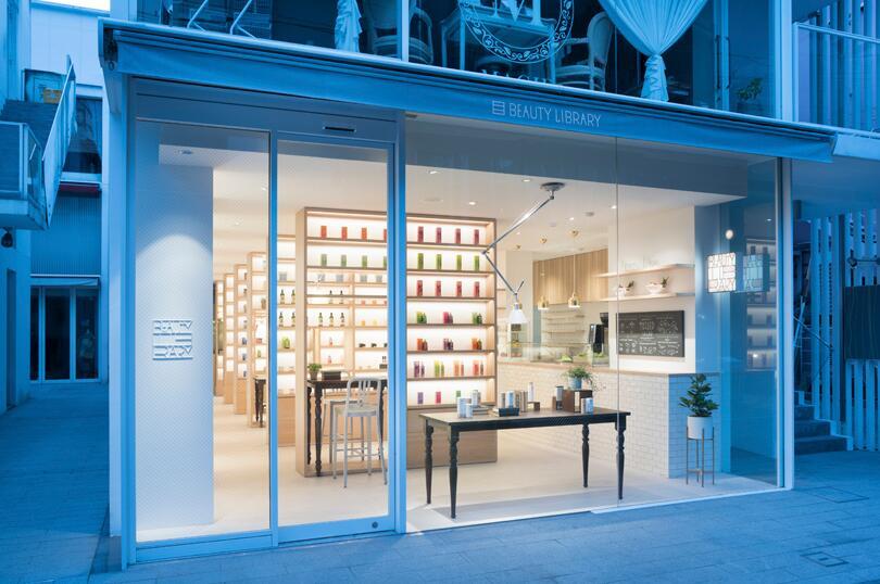 perfume shop design
