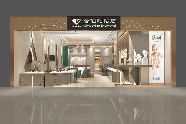 jewelry store interior design