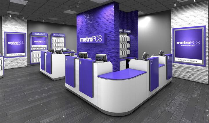 phone accessory store design