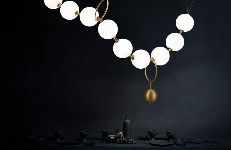 jewelry light design