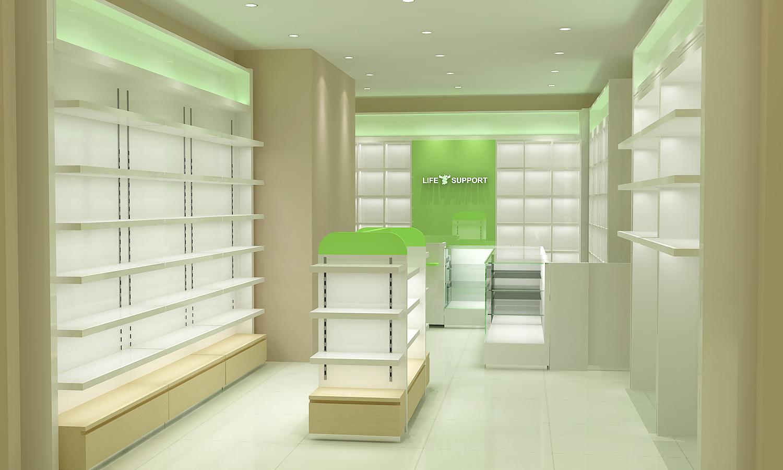 drugstore interior design