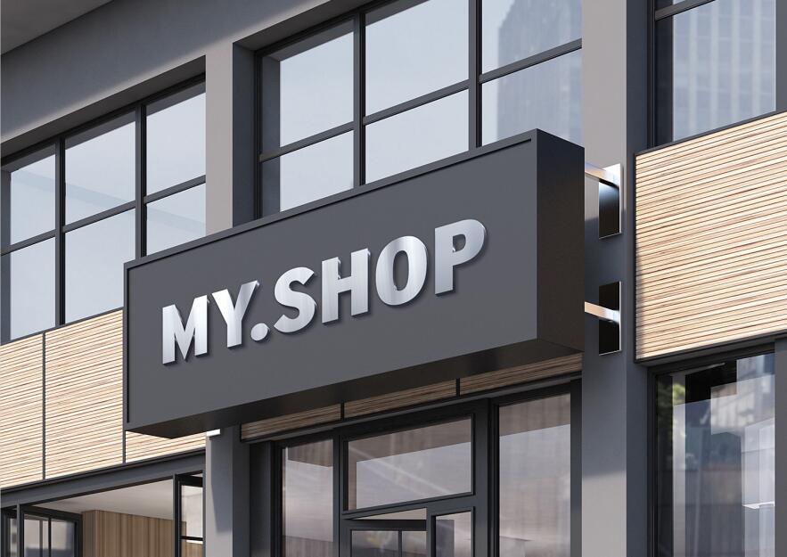 my shop name