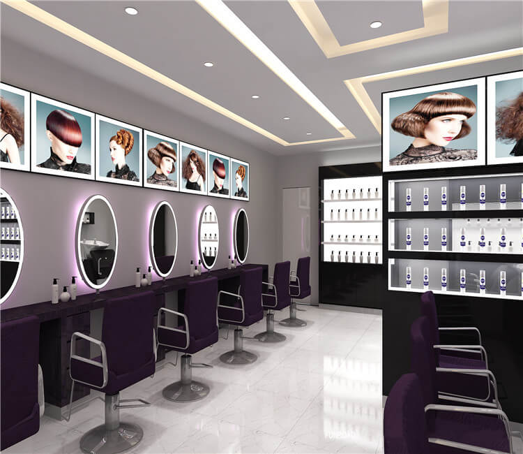 barber shop design