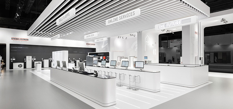 smart home appliance store design