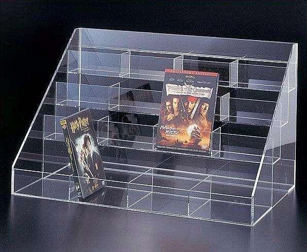 acrylic display racks