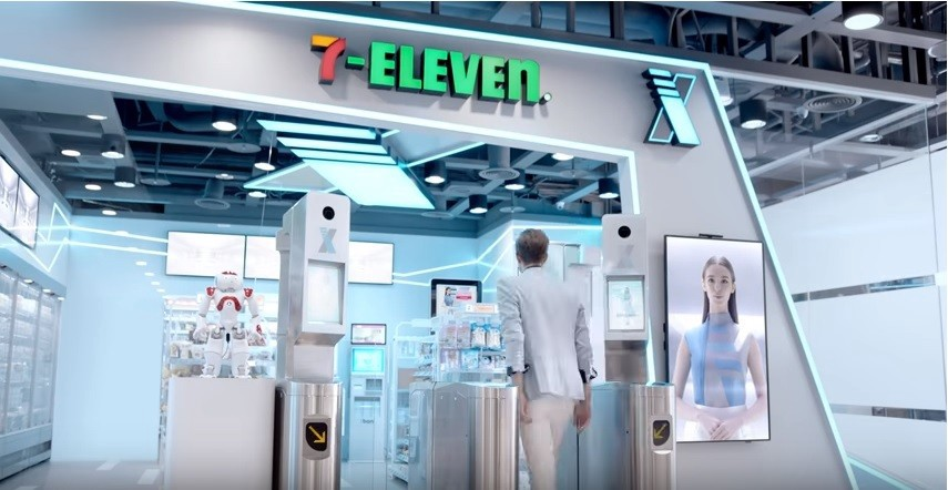 7-11 convenience store