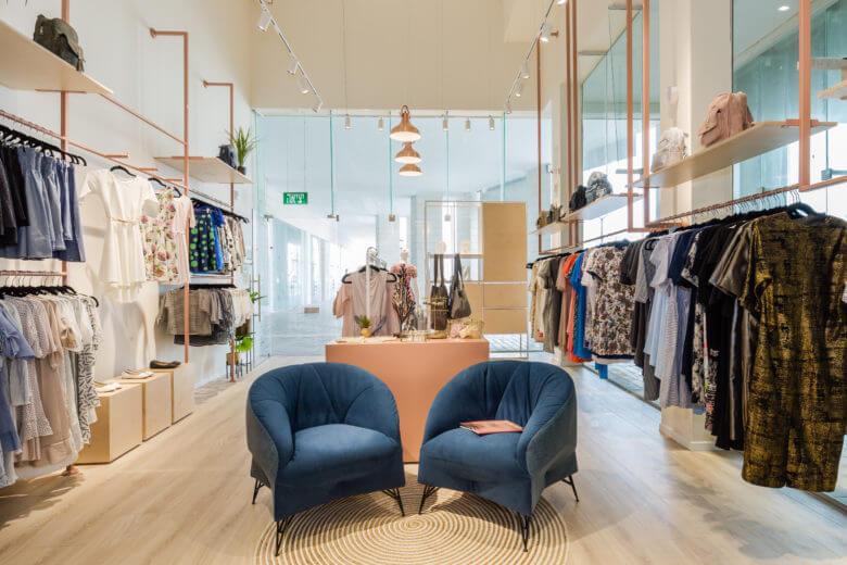 clothes shop design