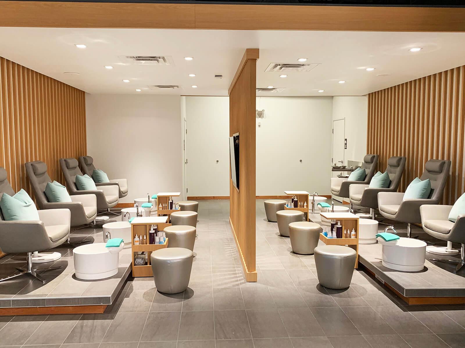 nail bar salon