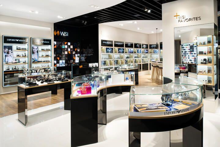 retail store showcase