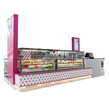 cupcake kiosk indoor
