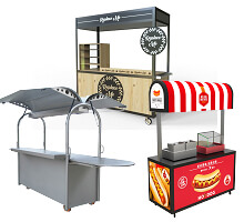 food carts & stands