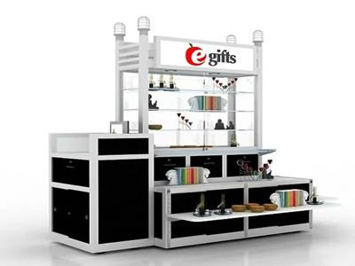 gift display cart
