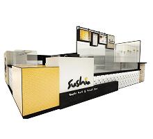 sushi kiosk for sale