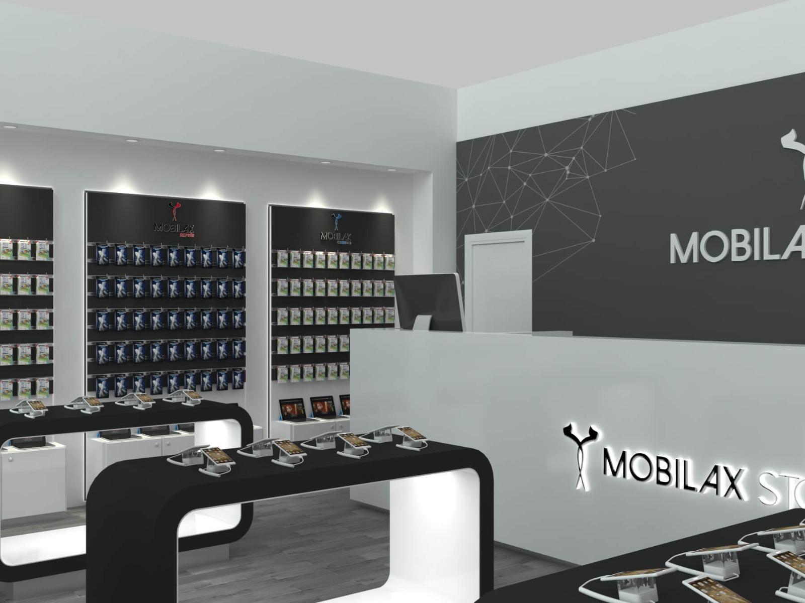 Phone display counter