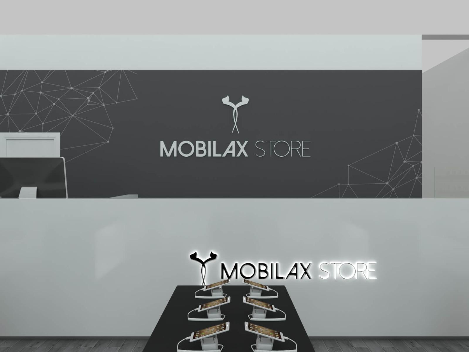 Phone shop furniture