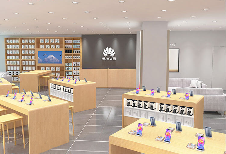 Cell phone store