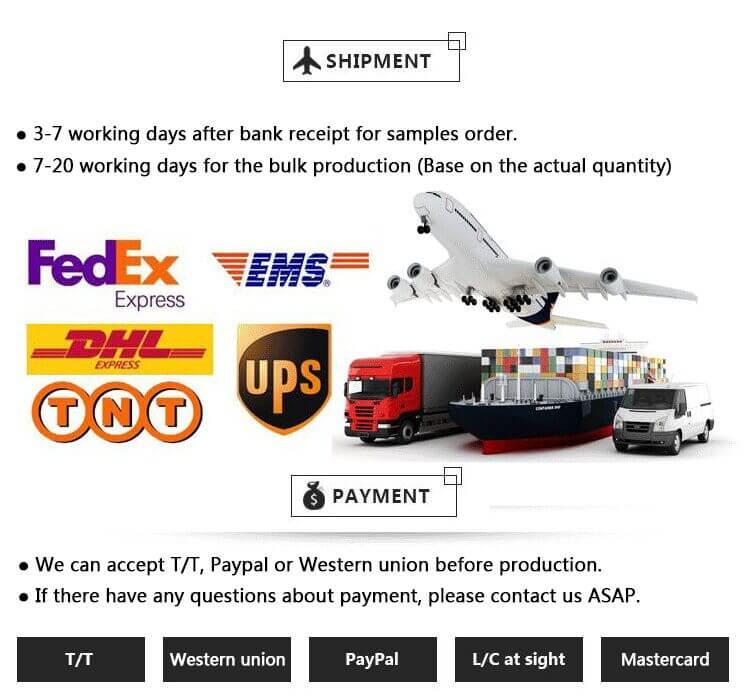Acrylic box shipping