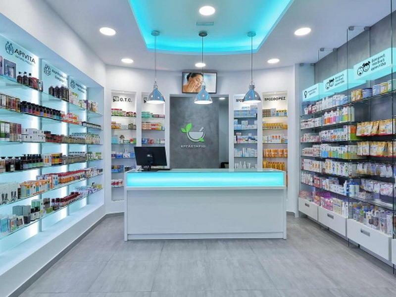 pharmacy design & casework