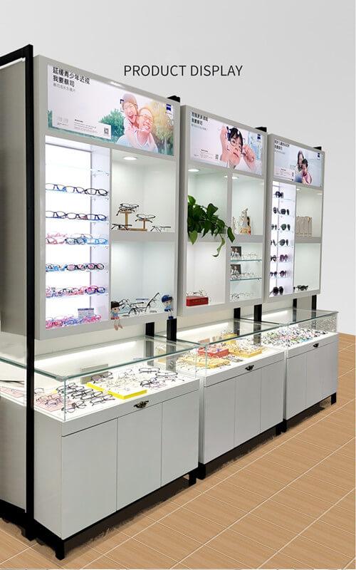 sunglasses wall cabinet