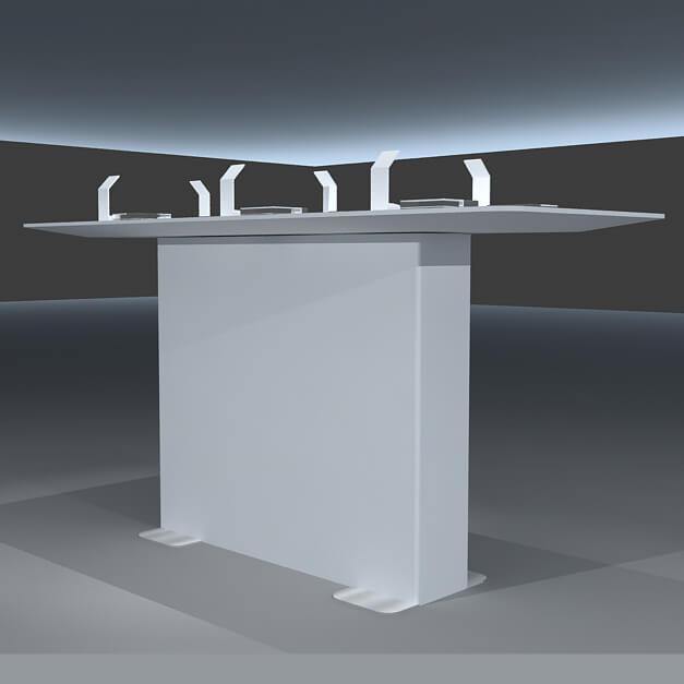 display desk