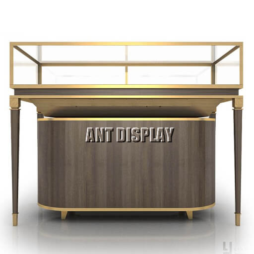 Glass Jewelry Display Counters For Sale