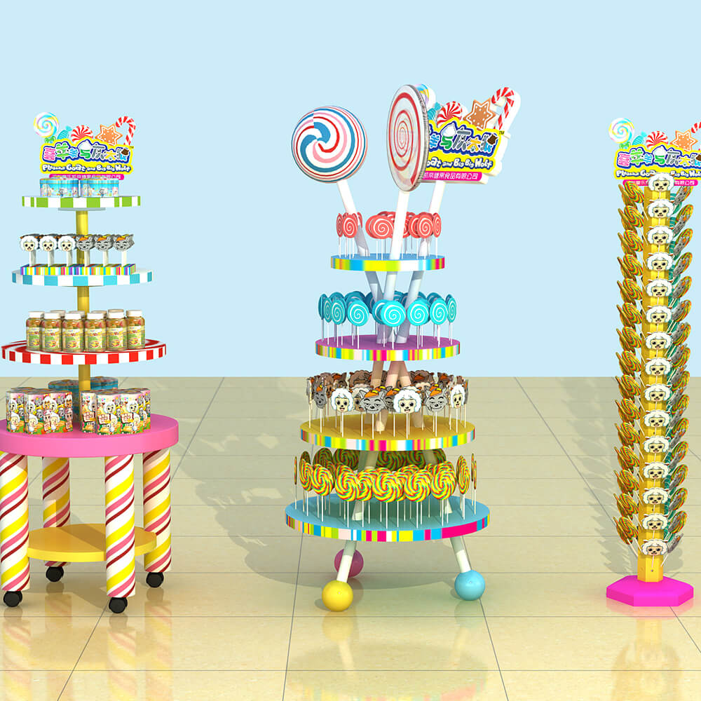candy display stand