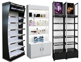 Cosmetic Display Cabinets