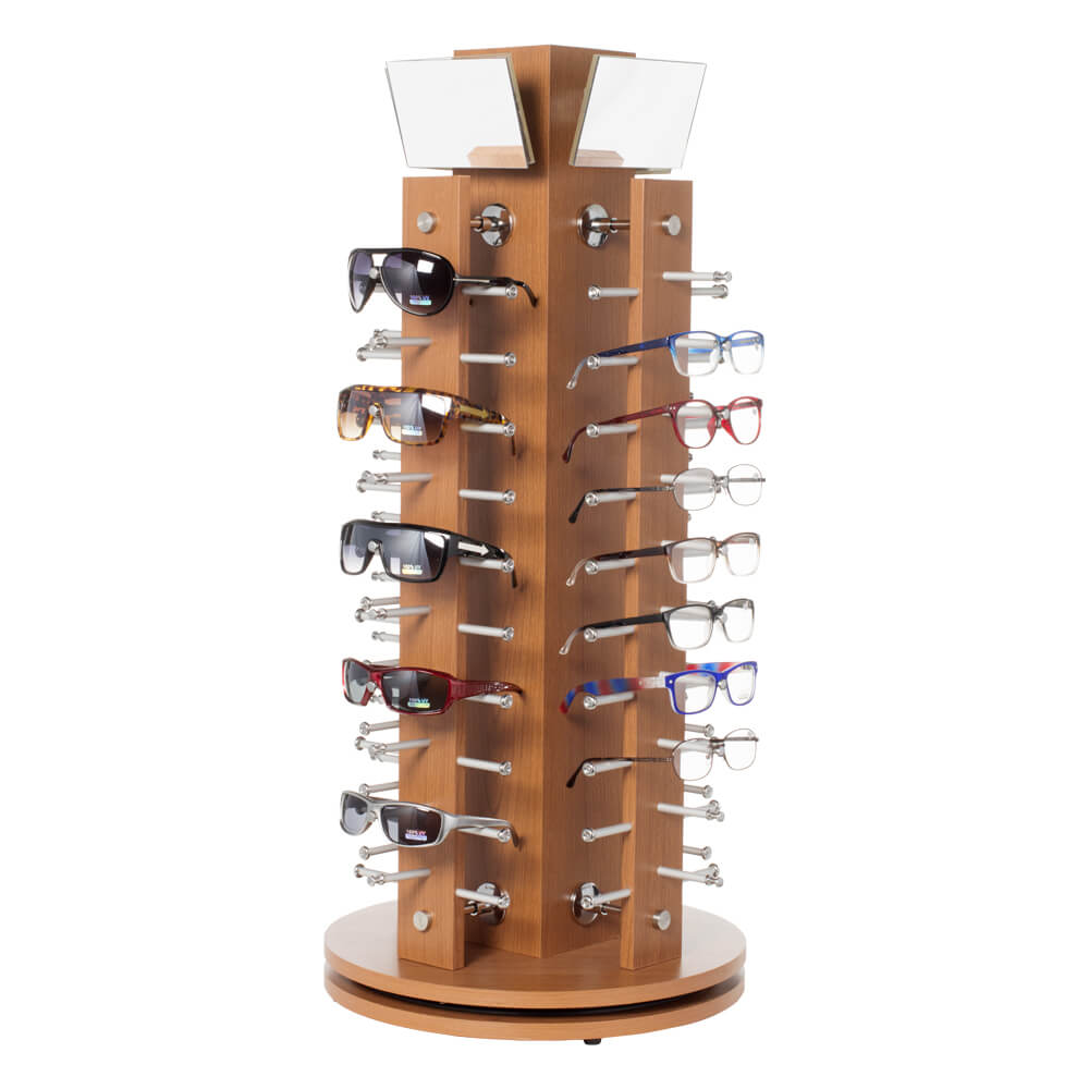 optical store countertop display stands