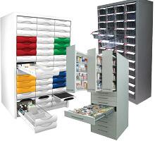RX Storage drawers