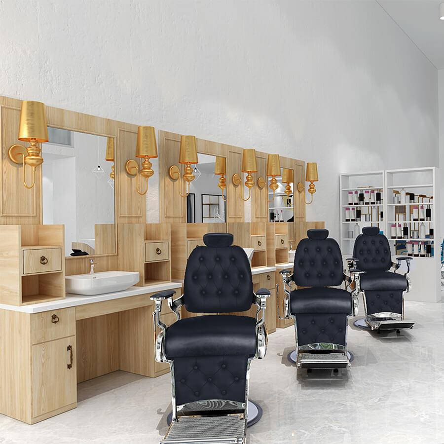 barber station
