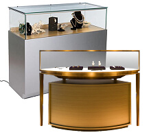 Jewelry Dispaly Counter