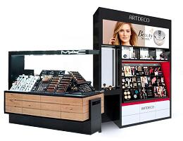 Makeup Retail Stands