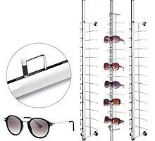 optical frame display rods