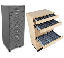 Optical Storage Cabinet