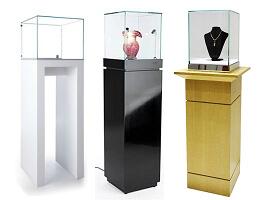 jewelry display pedestal