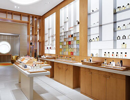 Perfume Store Design